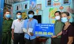 Hỗ trợ xây nhà cho thành viên chốt chống dịch bị chém trọng thương
