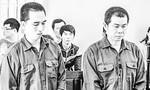 """Hơn 25 năm tù cho 2 nhóm """"úm ba la"""" tiền thật ra... vàng mã!"""