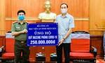 Học viện An ninh nhân dân chung tay ủng hộ phòng chống dịch Covid-19