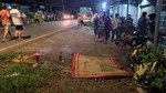 Xe máy lộn nhiều vòng sau cú tông kinh hoàng, 1 người tử vong tại chỗ