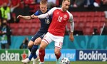 Eriksen nhận giải cầu thủ hay nhất trận Đan Mạch gặp Phần Lan