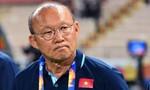 HLV Park còn không được sử dụng cả ĐTDĐ để chỉ đạo trong trận gặp UAE