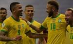 """Clip Neymar """"nổ súng"""", Brazil thắng ngày khai màn Copa America 2021"""