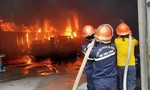 Cháy phòng trà ca nhạc trong đêm ở Nghệ An, 6 người tử vong