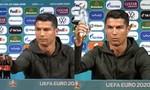 Sở thích lành mạnh của Ronaldo khiến Coca-Cola mất 4 tỷ USD trong vài giây