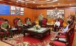 Bộ Công an chúc mừng nhân Ngày Báo chí Cách mạng Việt Nam