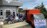 Chuyến xe nghĩa tình chở 75 tấn rau củ quả từ Lâm Đồng gửi tặng người dân TPHCM