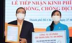 TPHCM: Quỹ Phòng chống dịch đã tiếp nhận gần 15 tỷ đồng ủng hộ mua vaccine