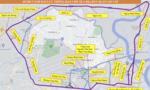 TPHCM: Một số lộ trình lưu thông không qua địa bàn quận Gò Vấp