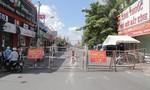 TPHCM lập 22 chốt kiểm soát khu phong tỏa với gần 56.000 người dân