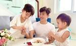Các sao Việt ở bên gia đình khoảng thời gian giãn cách
