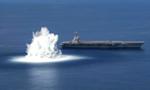 Mỹ thử nghiệm va chạm với siêu tàu sân bay USS Gerald R.Ford