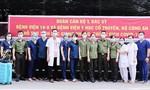Bộ Công an chi viện thêm 120 y, bác sĩ cho Bệnh viện dã chiến số 2 Bắc Giang