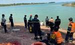 5 người bơi thuyền ra hồ sau khi ăn uống, 3 người chết đuối