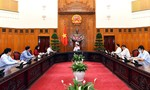 Thủ tướng Phạm Minh Chính làm việc với Tập đoàn AstraZeneca