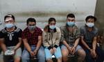 Bắt băng cướp dùng roi điện uy hiếp cô gái trong KCN ở Sài Gòn