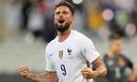 Clip Giroud lập cú đúp giúp Pháp đè bẹp Bulgaria