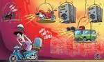 TPHCM: Tập trung kiểm tra, xử lý nghiêm các hành vi vi phạm tiếng ồn