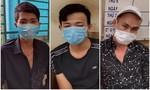 Bắt nóng 3 tên cướp giật gây án trong lúc TPHCM áp dụng Chỉ thị 16