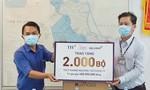 Tập đoàn TH tặng 2.000 bộ xét nghiệm nhanh Covid-19 góp sức chống dịch