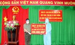 Công an tỉnh An Giang trao 300 triệu cho CBCS tăng cường chống dịch