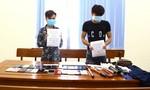 Bắt cặp đôi gây ra 42 vụ trộm cắp tài sản tại nhà dân