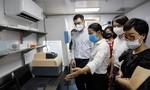 """VPBank đưa 4 container xét nghiệm Covid-19 vào """"tâm dịch"""" phía Nam"""