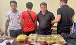"""Bắt 2 vụ buôn bán 9kg """"hàng đá"""", 24.000 viên ma túy và 6,5kg thuốc phiện"""