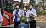 Đoàn sinh viên ngành y Lâm Đồng lên đường hỗ trợ Bình Dương chống dịch