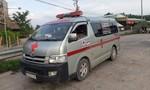 CSGT bắt vụ 'núp bóng' xe cứu thương chở khách từ TPHCM về Vĩnh Long