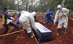 Số ca tử vong vì Covid-19 ở Indonesia tiếp tục tăng vọt
