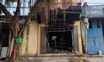 Cháy cửa hàng tạp hóa, hai vợ chồng tử vong