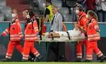 Hậu vệ Ý chấn thương nặng trong trận thắng Bỉ, chia tay Euro