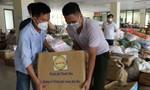 Công an TPHCM tiếp nhận 68 tấn nhu yếu phẩm do tỉnh Thanh Hoá hỗ trợ