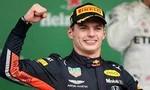 Video tay đua Verstappen về nhất ở Grand Prix Áo