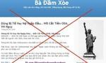 Blogger 'Bà Đầm Xòe' lãnh án tù về tội tuyên truyền chống Nhà nước