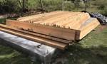 Phát hiện vụ tàng trữ gỗ trái phép khối lượng lớn ở Lâm Đồng