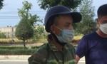 Trộm xe máy từ Nghệ An vào Quảng Nam thì bị bắt tại chốt kiểm dịch