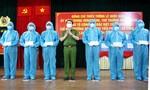 """Công an tỉnh An Giang phải giữ vững """"vùng xanh"""", sẵn sàng chi viện các điểm nóng"""