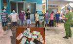 8 đối tượng đánh bài ăn tiền tại lò giết mổ gia cầm