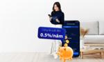 """Gửi tiết kiệm online trên """"digimi"""" được cộng thêm đến 0,5% lãi suất"""