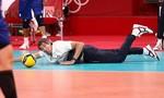 HLV bay người cứu bóng ở Olympic
