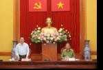 Thành lập Đoàn kiểm tra công tác tổ chức thực hiện Nghị quyết TW 4 khoá XII