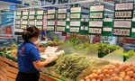 Đảm bảo an toàn, siêu thị Co.opmart Cà Mau hoạt động trở lại