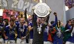 Video trận Leicester hạ Man City, đoạt Siêu cup Anh
