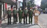 Cán bộ CSGT CAQ.Bình Thạnh được Bộ Công an tặng Bằng khen vì thành tích xuất sắc