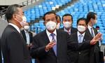 Trung Quốc tặng Campuchia sân vận động quốc gia trị giá 150 triệu USD