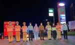 Tặng bằng khen cho CSGT phát hiện xe đông lạnh chở 15 người