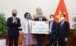 Việt Nam tiếp nhận gần 1,5 triệu liều vaccine từ Pháp và Italy tài trợ