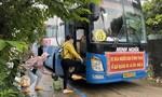 """Bình Thuận đưa 15 người bị """"nhồi nhét"""" trong xe đông lạnh về quê"""